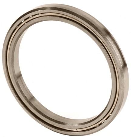 overall width: Kaydon Bearings KG350AR0 Thin-Section Ball Bearings