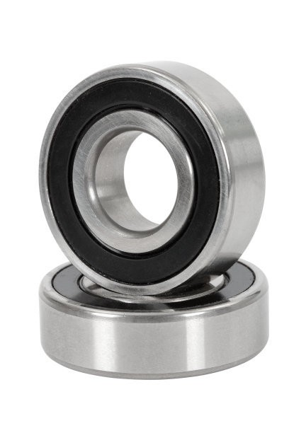 radial dynamic load capacity: Smith Bearing Company PYR-5 Crowned & Flat Yoke Rollers