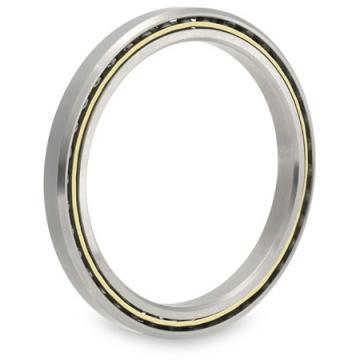 ball retainer material: Kaydon Bearings KC040AR0 Thin-Section Ball Bearings